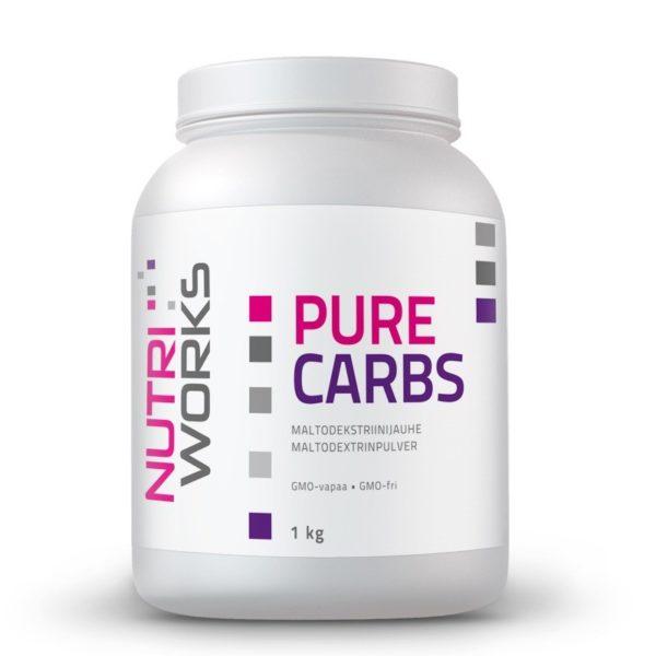 Nutri Works maltodekstriini hiilihydraatti
